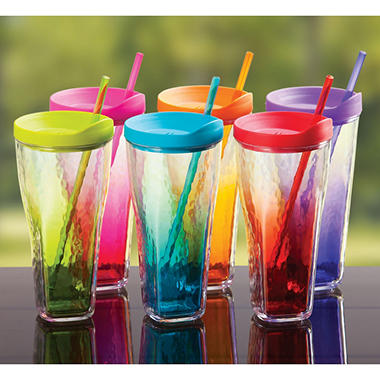 Insulated Tumblers - Set of 6