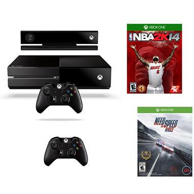 XB1 NFS/NBA BDL XB1 NFS/NBA BDL