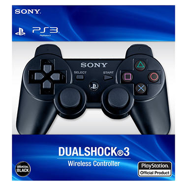 PS3 DUAL SHOCK BLK