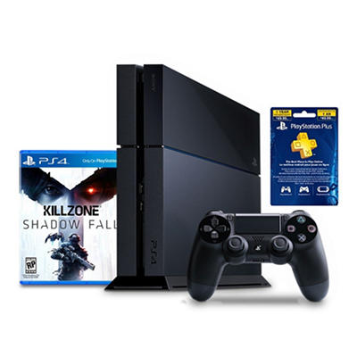 PlayStation 4 Bundle with Killzone: Shadow Fall Game