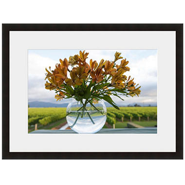 Contemporary Frame and Mat - Various Sizes