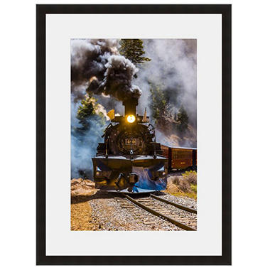 Majestic Frame and Mat - Various Sizes
