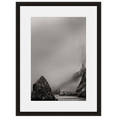 Framed Fine Art Photography - Golden Gate Classic by Vincent Versace