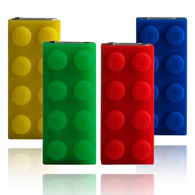 Incipio iPod shuffle 3G  Lego 4 Pack Series Case- Multi