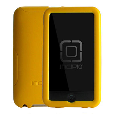 Incipio iPod touch 2G DURO Hard Shell Slider Case- Yellow