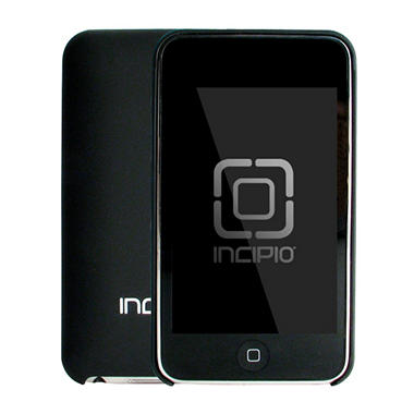 Incipio iPod touch 2G feather Ultralight Hard Shell Case- Black