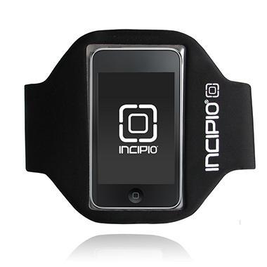 Incipio iPod touch 2G Sport Armband- Black (Short)