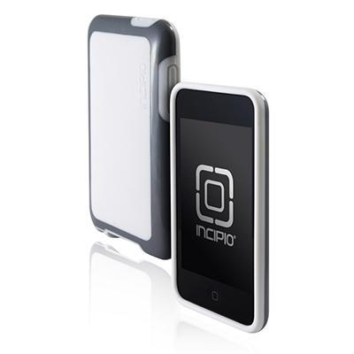 Incipio iPod touch 2G DURO Hard Shell Slider Case- White