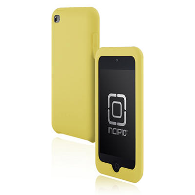 Incipio iPod touch 2G dermaSHOT Silicone Case- Yellow