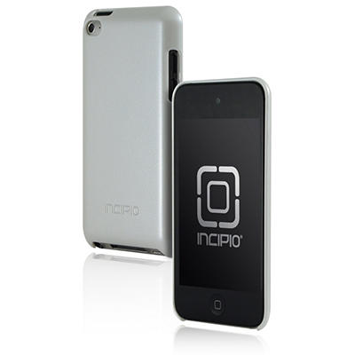 Incipio iPod touch 4G feather Hard Shell Case- White