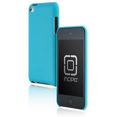 Incipio iPod touch 4G feather Hard Shell Case- Blue