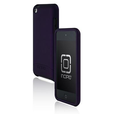 Incipio iPod touch 4G EDGE Hard Shell Slider Case - Purple