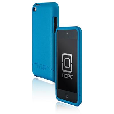 Incipio iPod touch 4G EDGE Hard Shell Slider Case - Blue