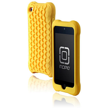 Incipio iPod touch 4G Hive dermaSHOT Silicone Case- Yellow