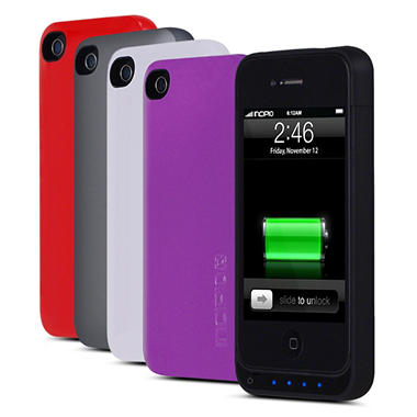 Incipio iPhone 4/4S offGrid Backup Battery Case - Various Colors