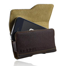 Incipio iPhone 4/4S Premium Leather Holster Case - Various Colors