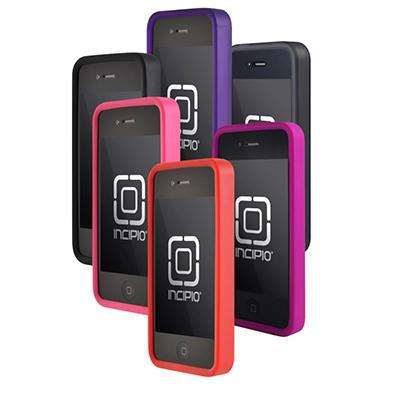 Incipio iPhone 4/4S NGP Matte Semi-Rigid Soft Shell Case - Various Color