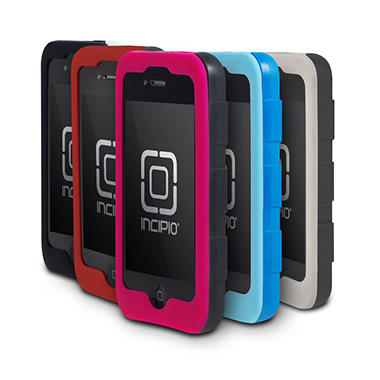 Incipio Destroyer Ultra Hard Shell Case with Silicone Core for iPhone 4/4s - Various Colors
