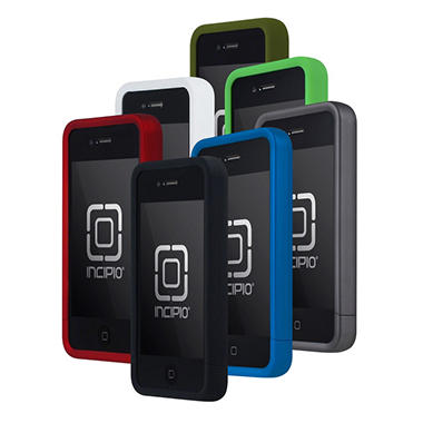 Incipio iPhone 4/4S Edge Pro Hard Shell Slider Case - Various Colors