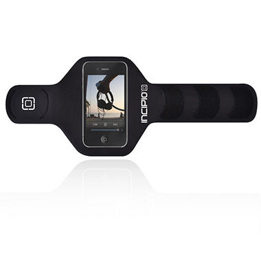 Incipio iPhone 4/4S [performance] Short Sport Armband - 38.75cm  - Black