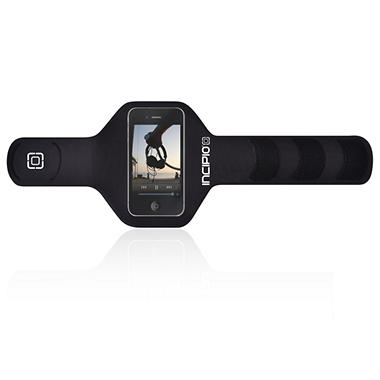 Incipio iPhone 4/4S [performance] Long Sport Armband - 42.5cm - Black