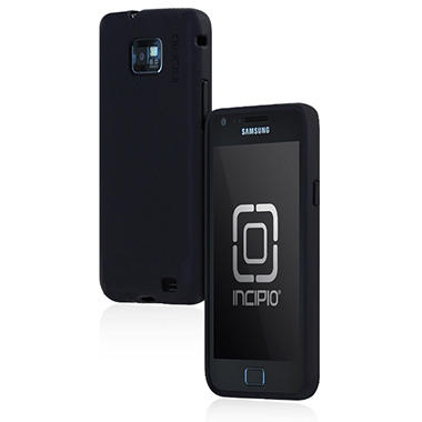 "Incipio NGP for Samsung Galaxy S II - Black ""World Phone"""