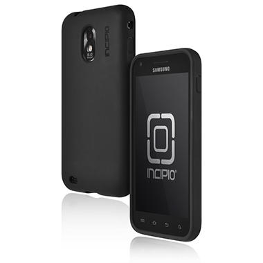 Incipio Samsung Galaxy S II Epic 4G Touch NGP Semi-Rigid Soft Case - Black