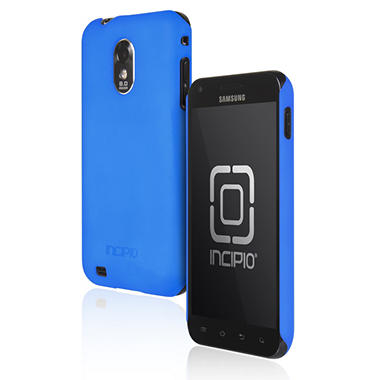 Incipio Samsung Galaxy S II Epic 4G Touch feather Ultralight Hard Shell Case - Blue