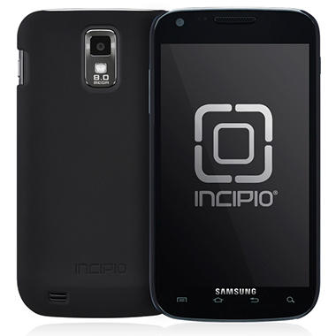 Incipio Feather for Samsung Galaxy S II by T-Mobile - Black