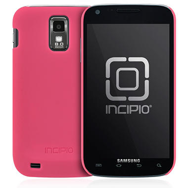 Incipio Feather for Samsung Galaxy S II by T-Mobile - Neon Pink