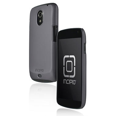 Incipio Feather for Samsung Galaxy Nexus - Iridescent Gray