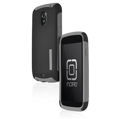 Incipio SILICRYLIC for Samsung Galaxy Nexus - Dark Gray PC / Light Gray Rubber