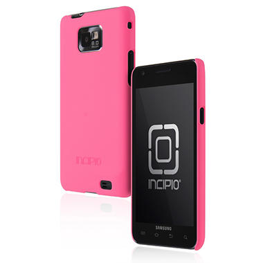 Incipio Feather for Samsung Galaxy S II/Attain - Neon Pink