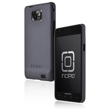 Incipio Feather for Samsung Galaxy S II/Attain - Iridescent Gray