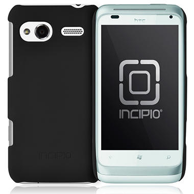 Incipio HTC Radar 4G feather ultralight Hard Shell Case-Black