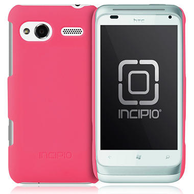 Incipio HTC Radar 4G feather ultralight Hard Shell Case-Neon Pink