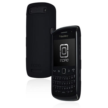 BlackBerry Curve Feather Ultralight Hard Shell Case - Black