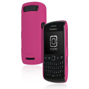 Incipio - BlackBerry Curve Feather Ultralight Hard Shell Case - Pink