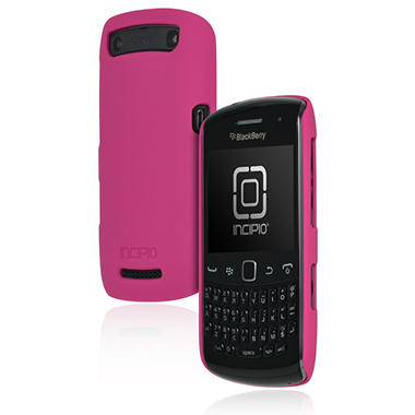 Incipio - BlackBerry Curve Feather Ultralight Hard Shell Case - Pink