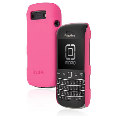Incipio BlackBerry Bold 9790 feather Ultralight Hard Shell Case – Pink