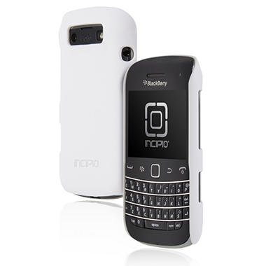 Incipio BlackBerry Bold 9790 feather Ultralight Hard Shell Case – White