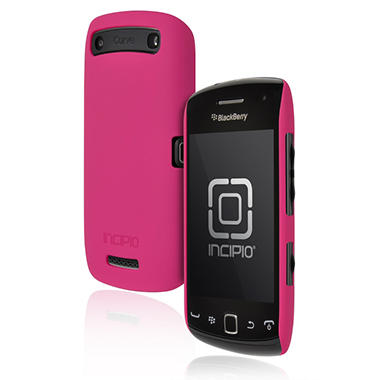 Incipio BlackBerry Curve 9380 feather Utralight Hard Shell Case - Pink