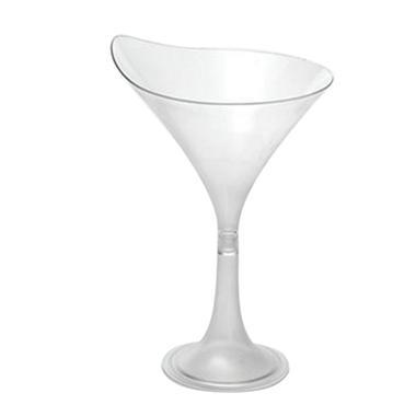 Rosseto® Liteware™ Martini Cup - 5.5 oz. - Clear - 144 pc.
