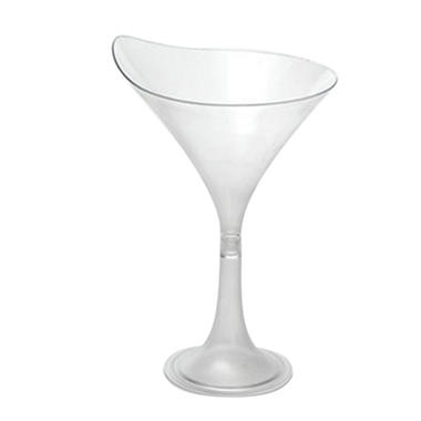 Rosseto® Liteware™ Martini Cup - 5.5 oz. - Clear - 144 pc.