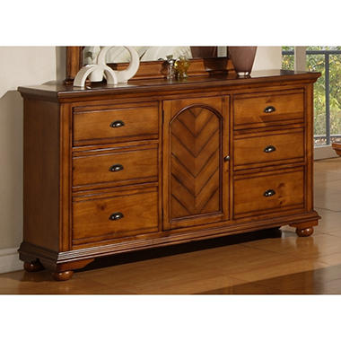 Addison Chestnut Dresser