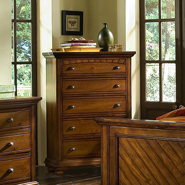 Addison Chestnut Chest