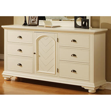 Addison White Dresser