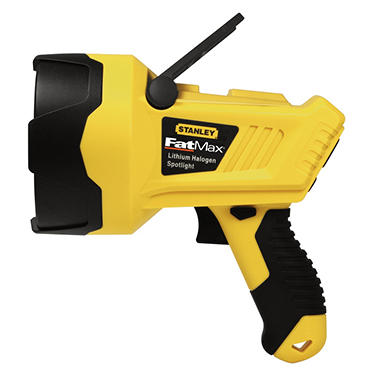 Stanley Fat Max Lithium Ion Halogen Spotlight