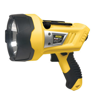 Stanley Fat Max Lithium Ion LED Rechargeable Spotlight