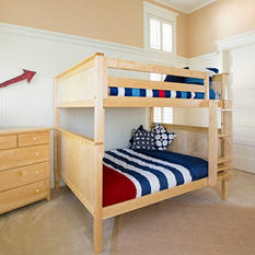 Jackpot! Full Bunk Bed (Assorted Colors)
